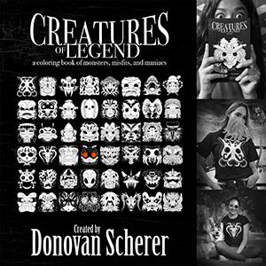 creatures of legend